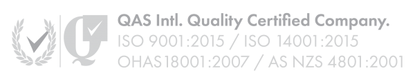 QAS International Quality Certified Company